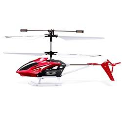 SYMA SYMA W25 2CH RC Vliegtuigen Afstandsbediening Elektrische Helikopter Indoor Mini Onbreekbaar Kinderen Vliegen Speelgoed Model Rood