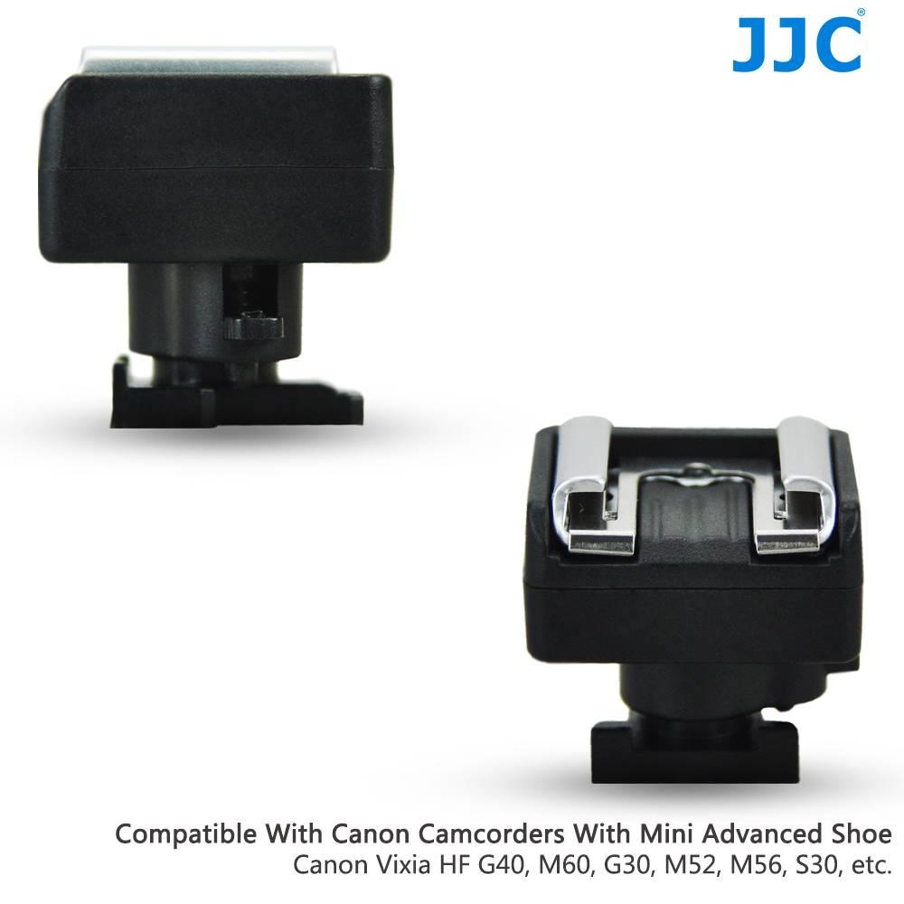 JJCShoe Adapter Voor Sony Mini Geavanceerde Camcorder Mount DV LED Licht Microfoon Flash Standaard-U