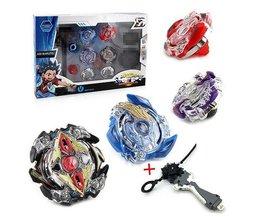Gratis Verzending4 stks/set Beyblade Arena Tol Metal Fight Beyblad Beyblade Metal Fusion Kinderen Geschenken Klassieke Speelgoed
