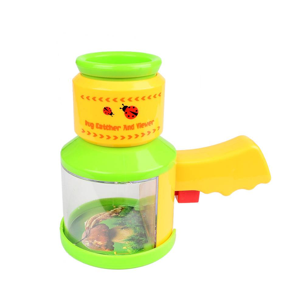 BOHS Speelgoed Insecten en Insecten Catcher en Viewer Miscroscope, natuur Exploratie Tool