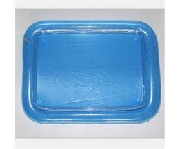 Multifunctionele Opblaasbare Zand Lade Plastic Mobiele Tafel Voor Kinderen Kids Indoor Spelen Zand Klei Kleur Modder Speelgoed Accessoires