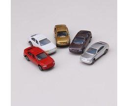 100 stks Painted Model Auto Building Trein Layout HO Schaal (1 tot 100) CB100-3 Model Building Speelgoed Kits Bestevoor Kid Kinderen