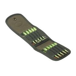 MyXL Tourbon Hunting Gun Accessoires Rifle Cartridges Houder Camo Nylon Ammo Portemonnee Bullet Pouch Carrier voor Munitie Case Schieten