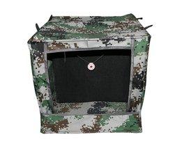 Outdoor Schieten Geluid-Reductie Doel Box Box-type Airsoft Gun Schieten Boogschieten Doel Opvouwbare Doel Case