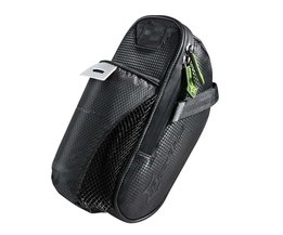 ROCKBROS Fiets Zadeltas Met Waterfles Pocket Waterdichte MTB Bike Achter Tassen Fietsen Rear Seat Tail Bag Fiets Accessoires