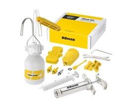 Fiets Hydraulische Brake Bleed Tool Kit Voor Shimano, Tektro, Margura en Serie Schijfrem Systeem Gebruik Minerale Olie Rem SW0018