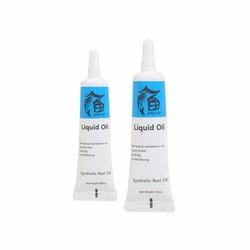 MyXL Relefree 2 stks/set vissen Spoel glijmiddel Synthtic Reel Olie Reel Speciale Onderhoud Olie/vet Voor Vissen Wiel Onderhoud Kit