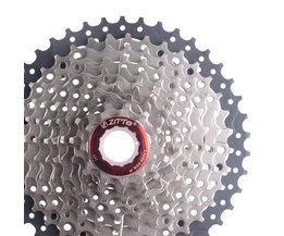 ZTTO Fiets Vrijloop 10 S Speed 11-42 T MTB Vrijloop Mountainbike Cassette fietsonderdelen Tandwielen voor Shimano m590 m6000