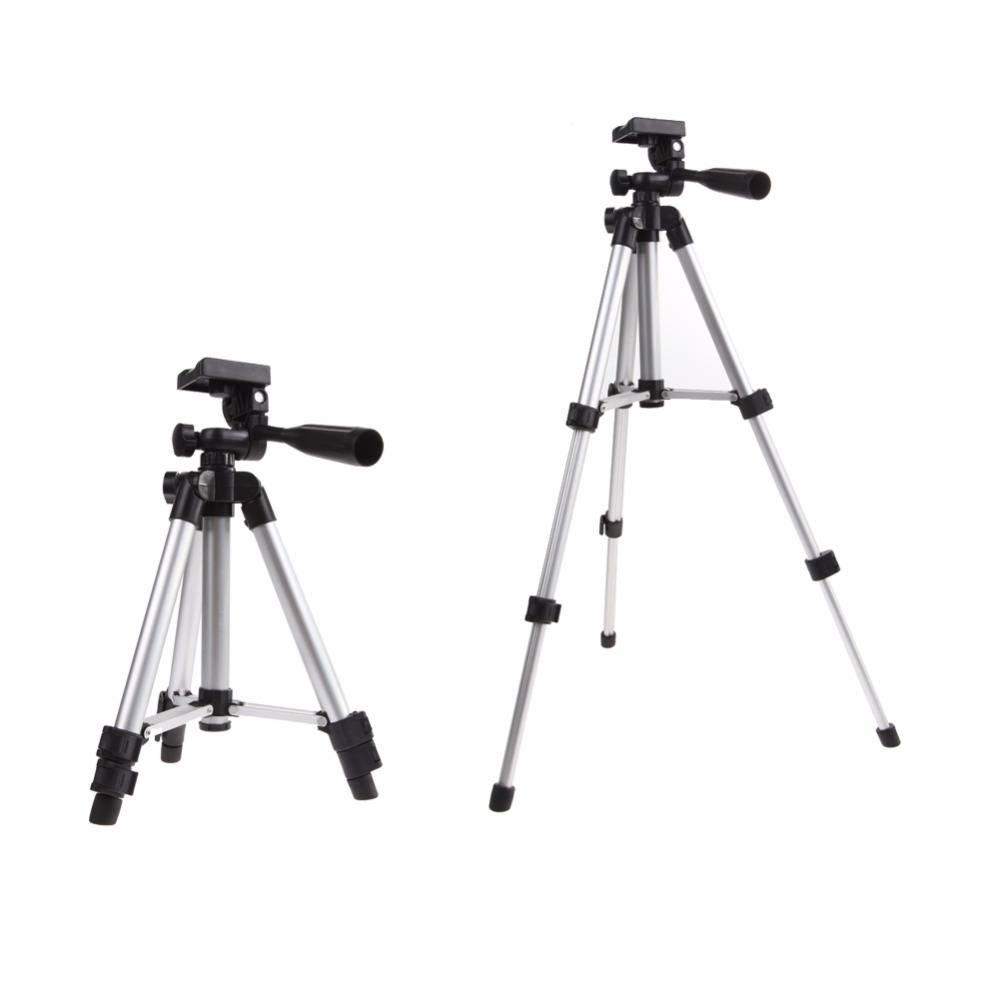 Draagbare Professionele Camera Statief Met Telefoon HouderUniversele Statief Voor Camera-Mobiele Tel