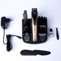MyXL 6 In1 Haar snijmachine tondeuse trimmer de baard trimmer machine voor trimmen kapper kapsel machine tondeuse