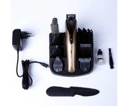 6 In1 Haar snijmachine tondeuse trimmer de baard trimmer machine voor trimmen kapper kapsel machine tondeuse
