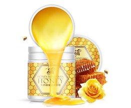 Melk Honing Paraffine Hand Masker Hand Zorg Hydraterende Whitening Huidverzorging Exfoliërende Eelt Film Handcrème