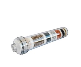 Alkaline Water Filter Cartridge Bericht filter voor Omgekeerde Osmose en Waterzuivering
