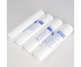 Waterzuiveraar 10 Inch 4 stks 1 Micron Sediment Waterfilterpatroon PP Katoen Filter Water Filter Systeem