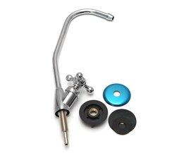 """1/4 """"Reverse Osmose Systeem Rvs RO Drinkwater Filter Kraan Tap Met Accessoires # Y05 # # C05 #"""
