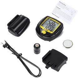 MyXL Draadloze Fietsen Computer Waterdichte Fiets Kilometerstand Snelheidsmeter Met Lcd Bike Snelheidsmeter Fiets Stopwatch