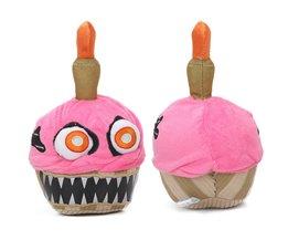 Roze Vijf Nachten op Freddy's Serie 2 Nightmare Cupcake 7.9 Inch FNAF Knuffels juguetes de peluche bebe