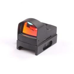 MyXL Tactische Mini Holografische Zicht Licht Rood Groen Dot Laser Richtkijker Optics Sight Verstelbare Riflescope voor Jacht caza