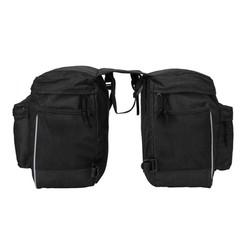 MyXL Fiets Eenzijdige Bagage Tas Waterdicht Grote Capaciteit MTB Bike Achter Rack Carrier Bag Outdoor Fietsen Fietstas