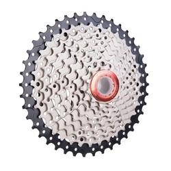 MyXL ZTTO MTB 9 s 27 s 9 Speed 11-42 T Vrijloop Mountainbike Fietsonderdelen Cassette BREED VERHOUDING compatibel voor M430 M4000