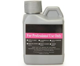 Acryl Nails Benodigdheden Acrylnagels Vloeistof 120ml