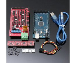 RAMPS 1.4 Mega2560 R3+ A4988 Optical Endstop 3D Printer Kit