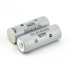 MyXL 18500 Batterij Oplaadbaar 3.7V 2000 mAh