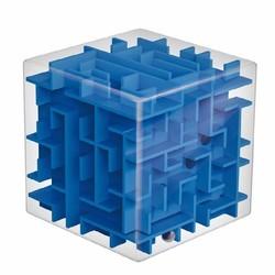 MyXL 3D Puzzel Kubus Labyrint met Balletje