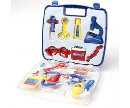 Dokterskoffer Speelgoed Set