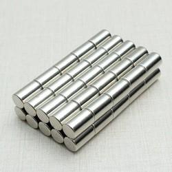 MyXL Staafmagneet Neodymium N52 50Stuks