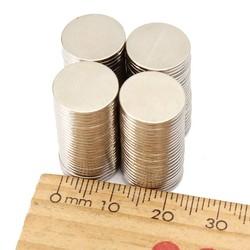 MyXL Ronde Neudymium N50 Magneten 100Stuks