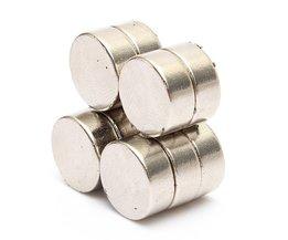 Kleine Sterke Magneetjes 10Stuks