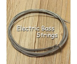 Snaren voor Elektrische Basgitaar 4Stuks