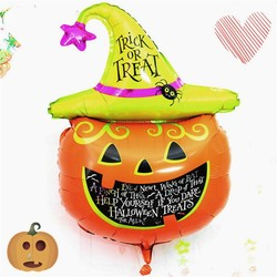 MyXL Halloween Pompoen Ballon
