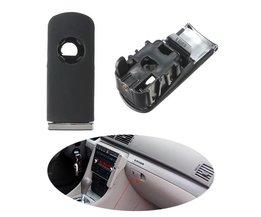 Audi Dashboardkastje Slot Zwart voor de Audi A4 8E B6 en B7