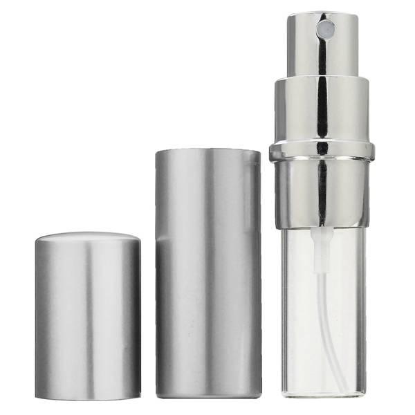Lege Parfumflesjes (4 Stuks)