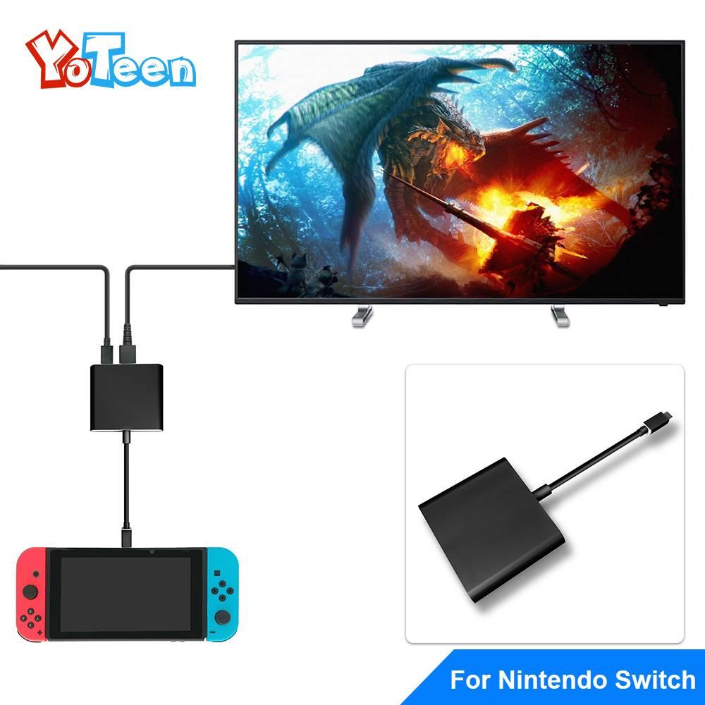 Nintendo Switch HDMI Adapter