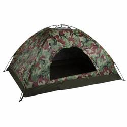 MyXL Outdoor Draagbare Enkele Laag Camping Tent Camouflage 2 Persoon Waterdichte Lichtgewicht Strand Vissen Jacht Tent Wigwam