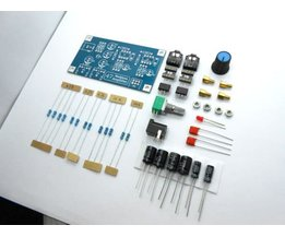 Headphone Amp Circuit