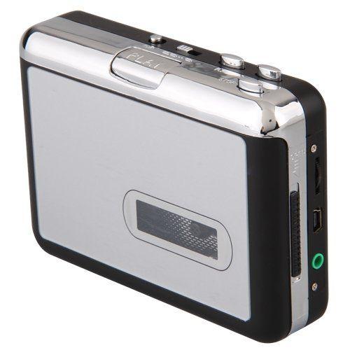 Cassettespeler met Converter
