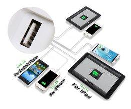 USB-Lader 6-Poorts