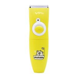 MyXL Tondeuse trimmer Kids kinderen Ronde blade tips beschermen de huid wasbare Kappers doek Droge batterij bediening yijian