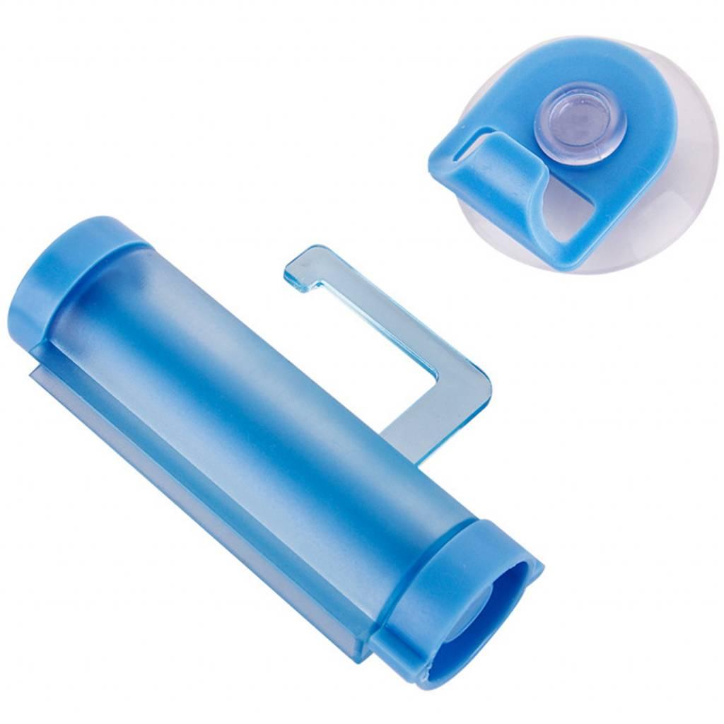 Badkamer Praktische Rolling Tube Tandpasta Squeezer Gemakkelijk Dispenser Badkamer Tandpasta Houder Badkamer Gadgets Willekeurig