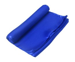 1 St Koningsblauw Polyester Tafelloper Bruiloft Banket Decoratie Feestelijke & FeestartikelenH4306F03