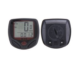 1 Set Cyclus Computers GPS Waterdicht 15 Functie LCD Fiets Kilometerstand Snelheidsmeter Fietsen Speed Meter Fiets Elektronica