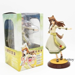 "MyXL Anime Kotobukiya Spice en Wolf Holo Vernieuwing 1/8 Schaal Boxed PVC Action Figure Collection Model Speelgoed 8 ""20 CM KT3877"