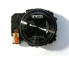 Digitale Camera Vervanging Onderdelen Voor SAMSUNG WB150F WB151F WB152F WB150 WB151Lens Zoom Unit Zwart