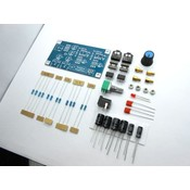 Draagbare Hoofdtelefoon Versterker Board Kit AMP Module Kit Voor Classic 47 DIY met case