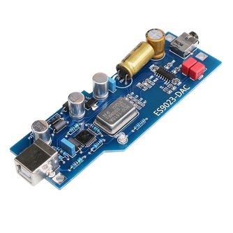K. GUSS A2 PCM2706 + ES9023 koorts niveau audio DAC geluidskaart decoder eindproduct met OTG hoofdtelefoon versterker AMP board