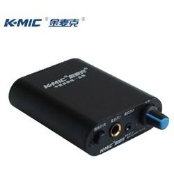 MyXL K-mic km501 twee kanalen microfoon versterker voor dynamische microfoon en condensator microfoon 6.5 + 3.5 inpute